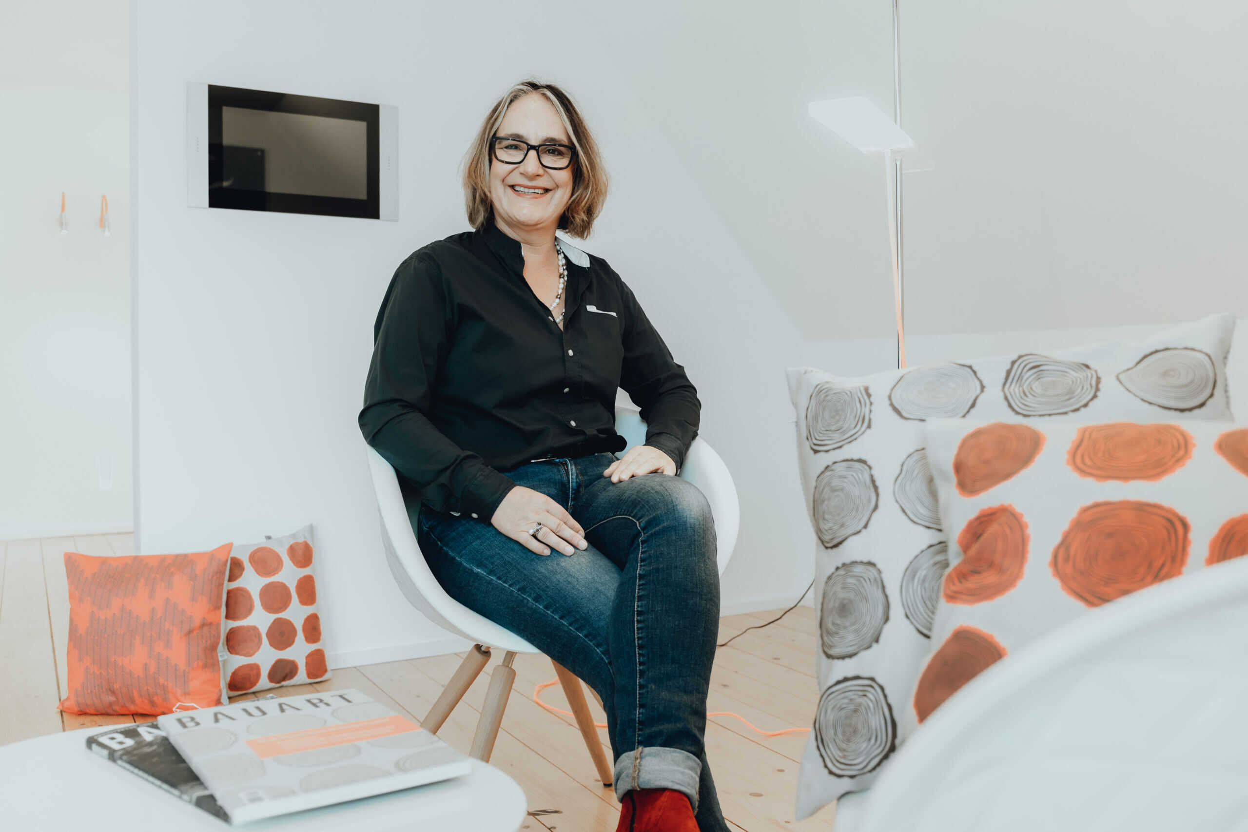 Claudia Karrer Reaktion BAUART Magazin