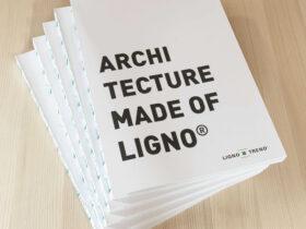 Architecture made of Ligno®