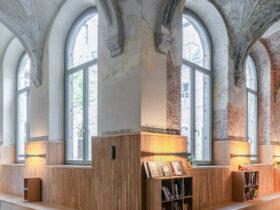 Het Predikheren Mechelen – Restaurierung und Umnutzung des Dominikanerklosters zur Stadtbibliothek